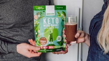 Ambronite Keto Meal Shake Launched