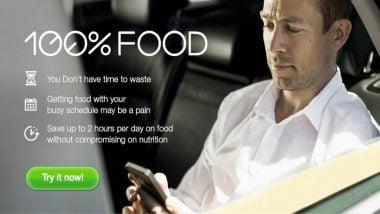 100% FOOD Review- Week 1 & First Look