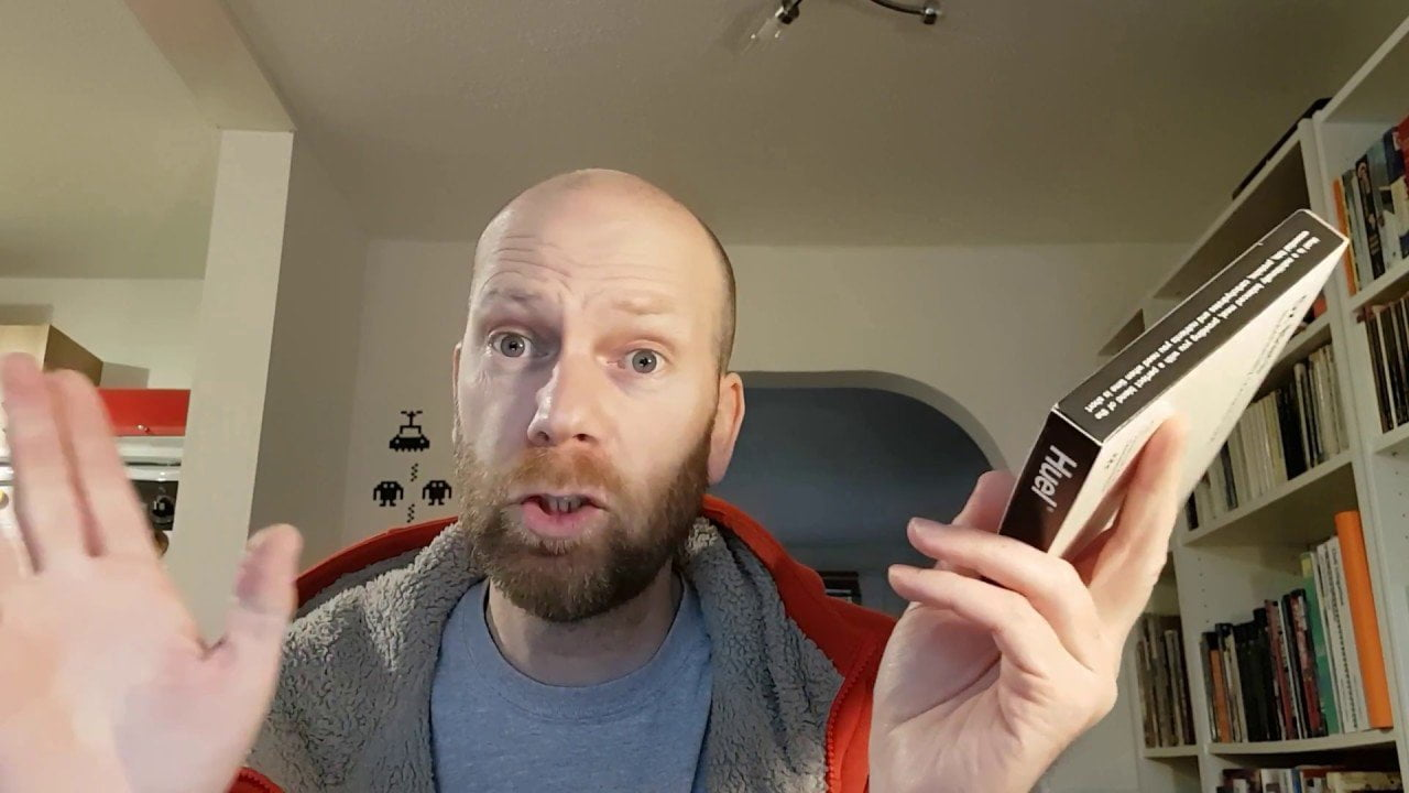 Huel Bars – Unboxing and Tasting