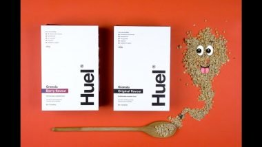 HUEL Granola – Product Review