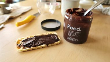 Feed Smart Food Chocolate Paste – Healthy Nutella?!