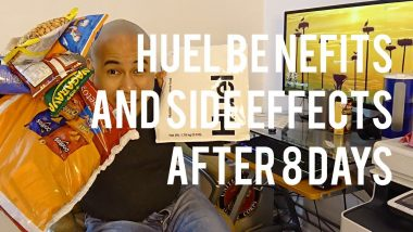 Huel Health Benefits and Side Effects – No Junk Food for 8 Days – Huel Vegan Meal Supplement Review