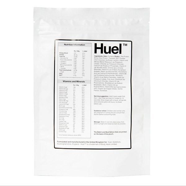 Huel Carton