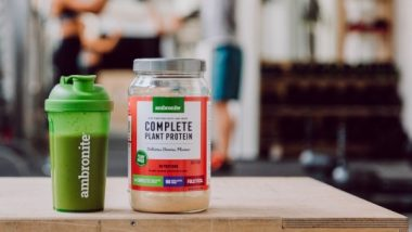 Complete Plant Protein Launched