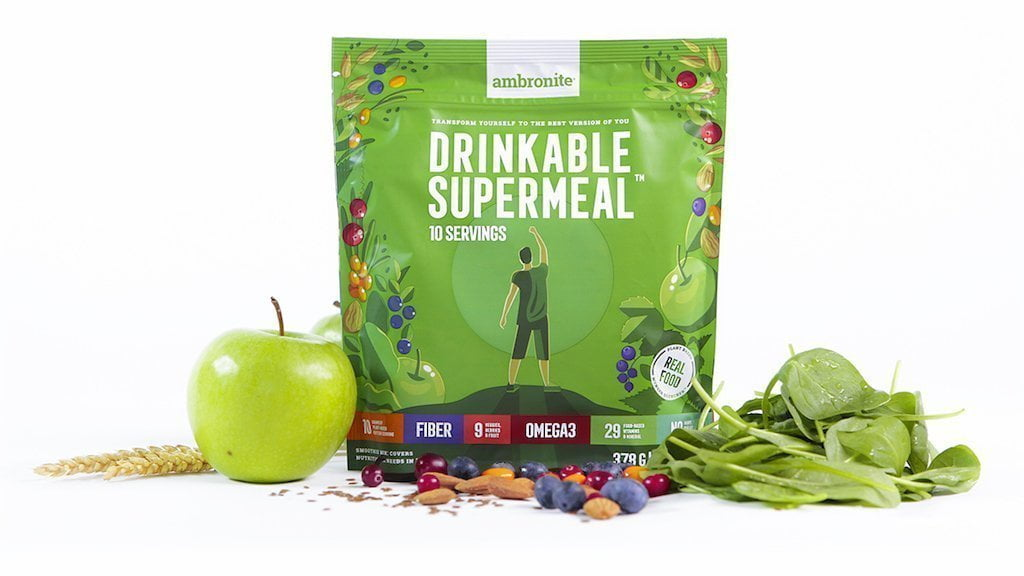 Balanced Meal Shake Berries Launched