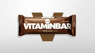 Jake introduce all new Vitaminbar Coffee Cacao