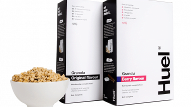 Huel announce… Cereal