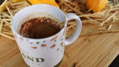 BERTRAND Pumpkin Spice Latte
