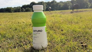 Saturo: A Packed Lunch in a Bottle