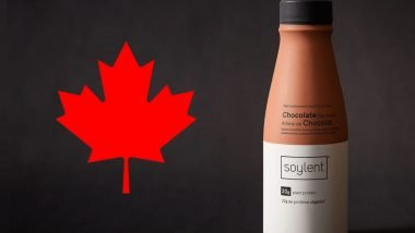 Soylent back in Canada, finally.