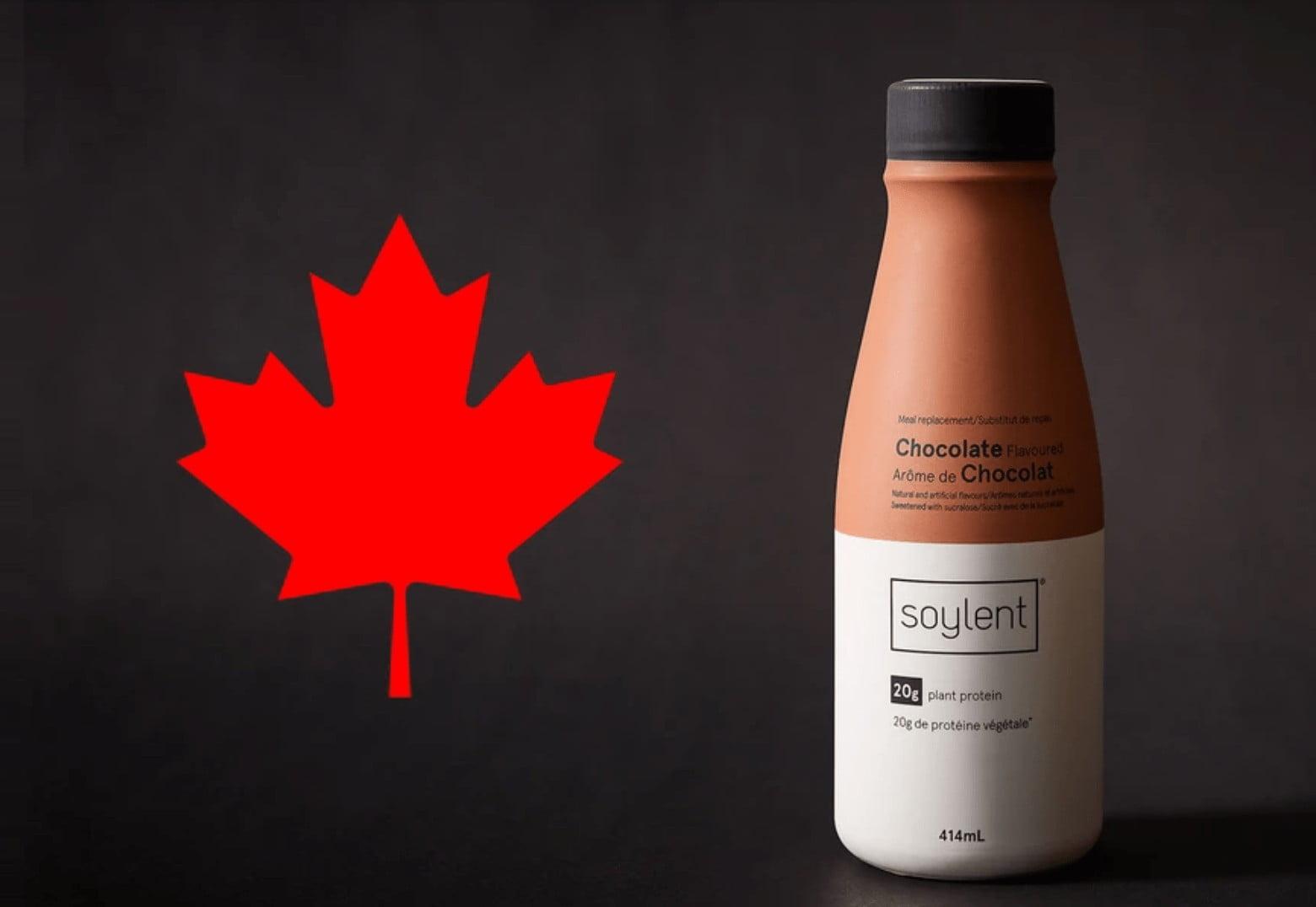 Soylent back in Canada, finally.