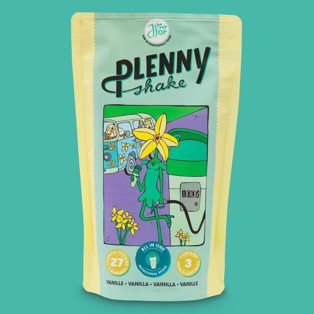 Plenny Shake Vegan Carton