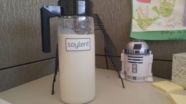Alan's Soylent Experiment: Day 2… Extreme Fatigue, Day 3…. Soylent is great!
