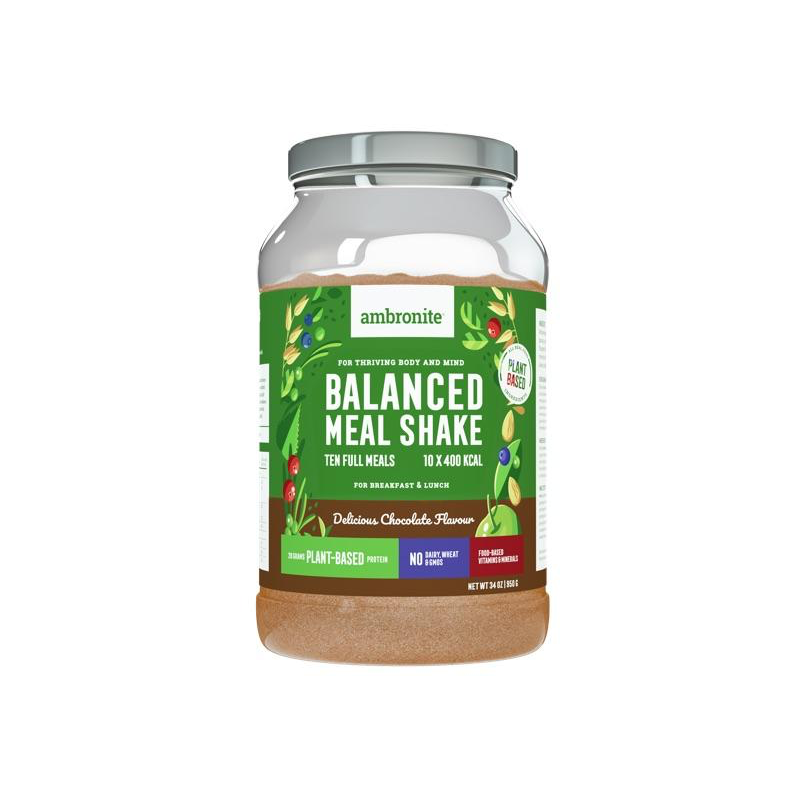 Balanced Meal Shake Carton