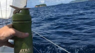 Nourishment on sailing tours