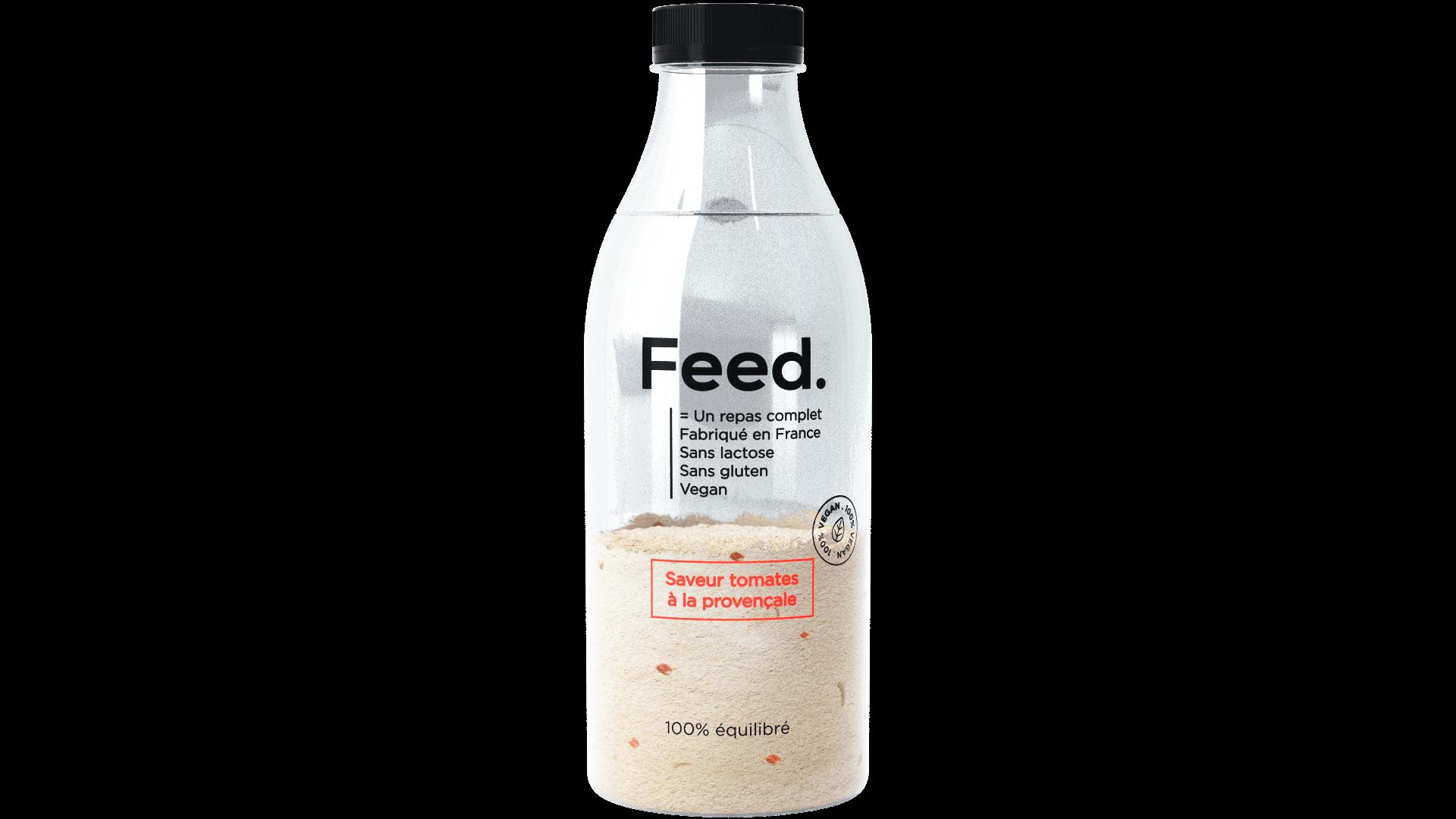 Feed. Bottle Carton