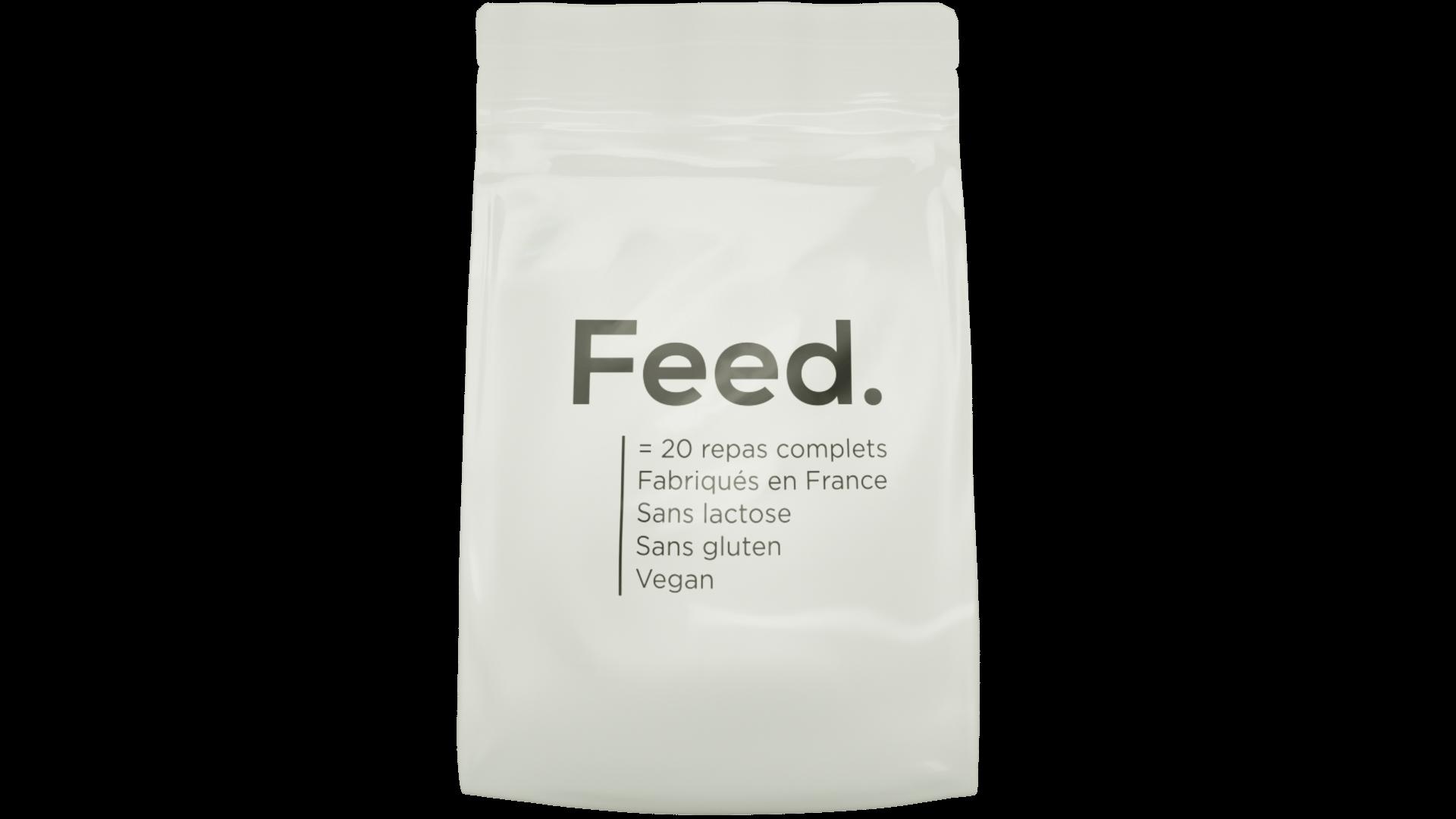 Feed. Powder Carton