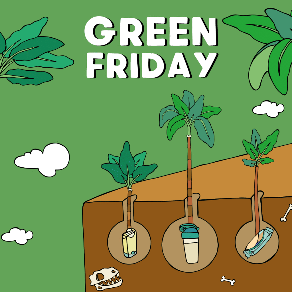 Black Friday? What about Green Friday!