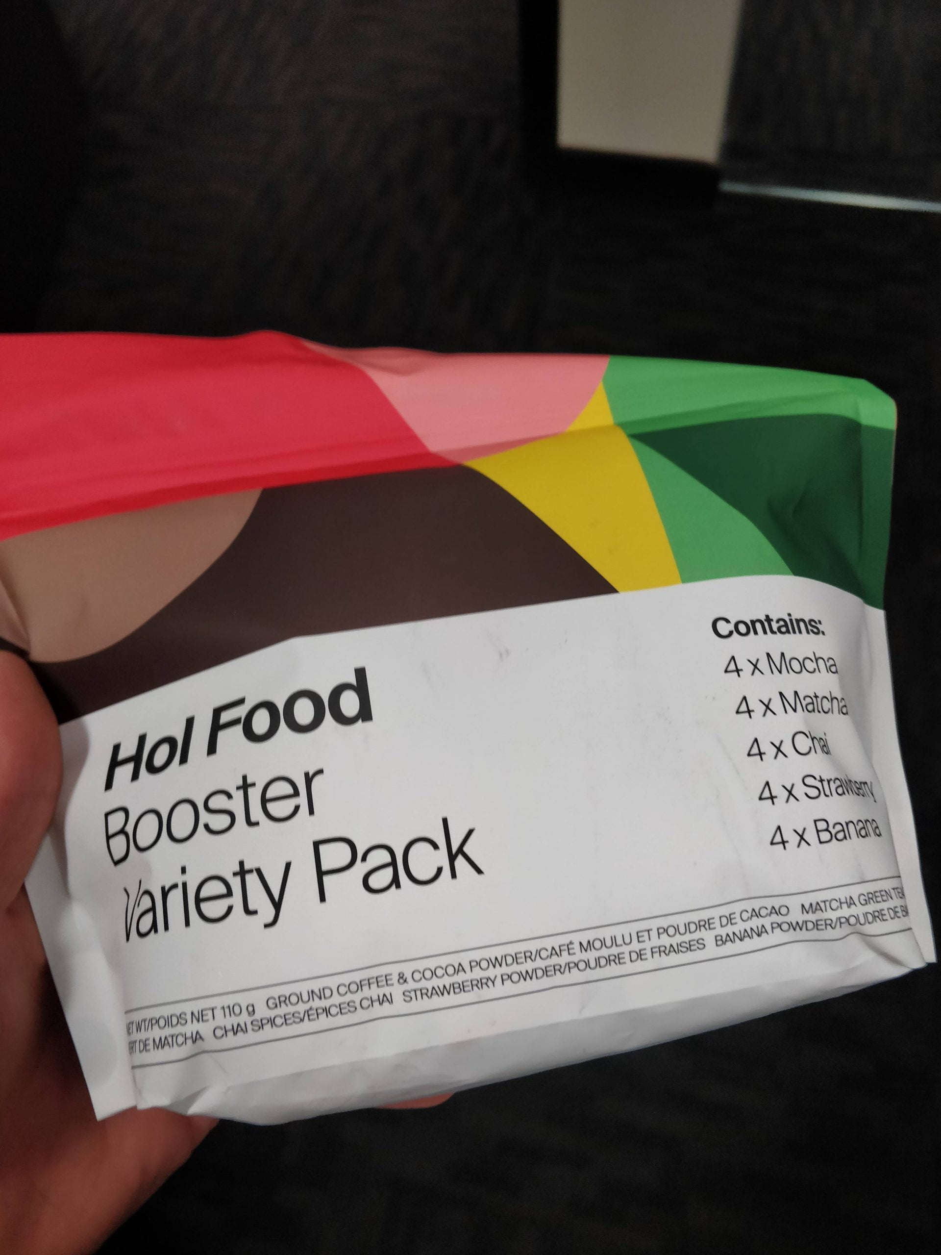 Hol Food ships Flavour Boosts after looong pre-order