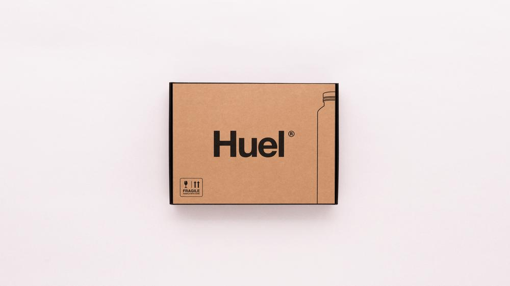 Huel RTD taster box goes on sale in Sweden.