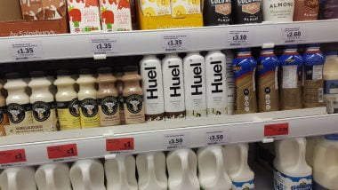 Huel RTD hits Sainsbury's