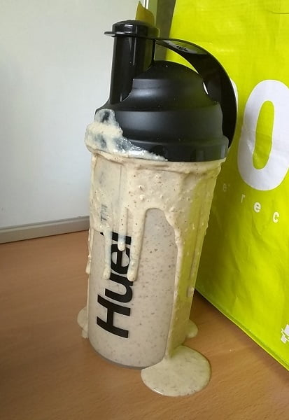 Is this the worst Huel spill story ever?