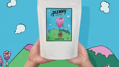JimmyJoy add Raspberry limited edition.