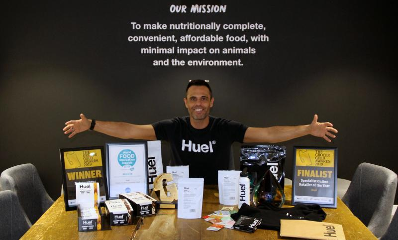 2019 was great for Huel