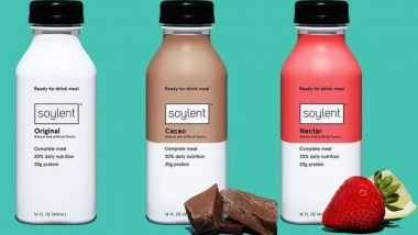 """The Joy of Soylent"""