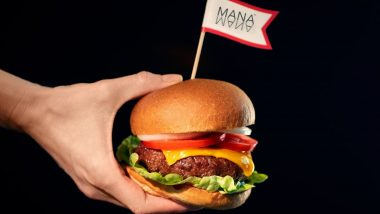 ManaBurger Voted Plant Product of 2020 in Czech Republic!