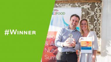 Saturo; Best New Sports Nutrition Beverage 2017