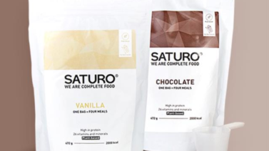 Saturo Launches…. Powder