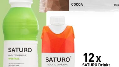 Saturo launch new 'small' taster pack; with a little bit of everything