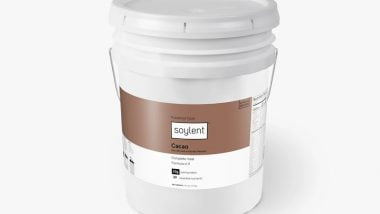 Soylent Cacao, $1 a meal