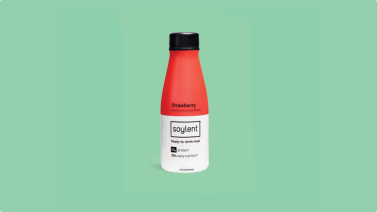 Whoops; Amazon sells Soylent Strawberry early