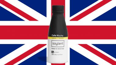 Soylent arrives in the UK