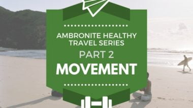Moving on the Move: 4 Top Travel Workout Tips