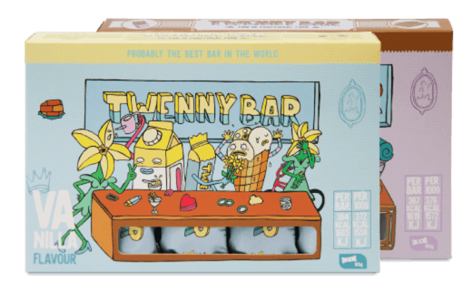 Twenny Bars won't be in stock for another 5-6 weeks