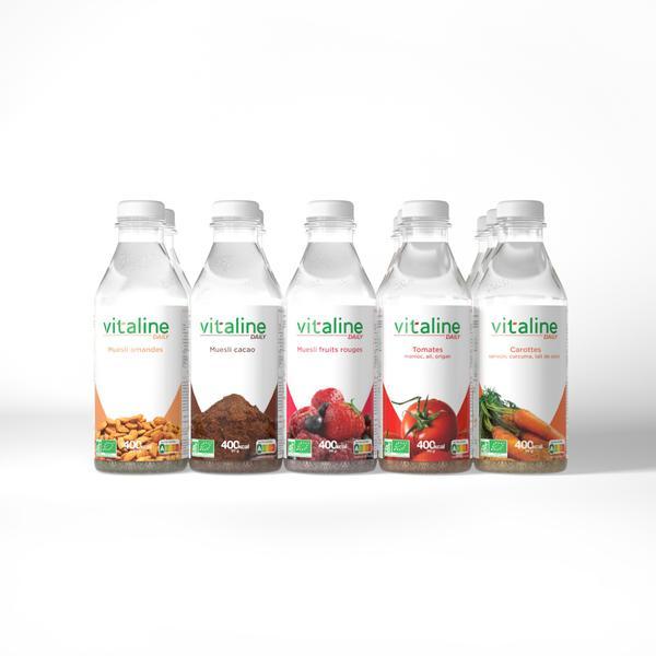 Vitaline go 100% Organic.