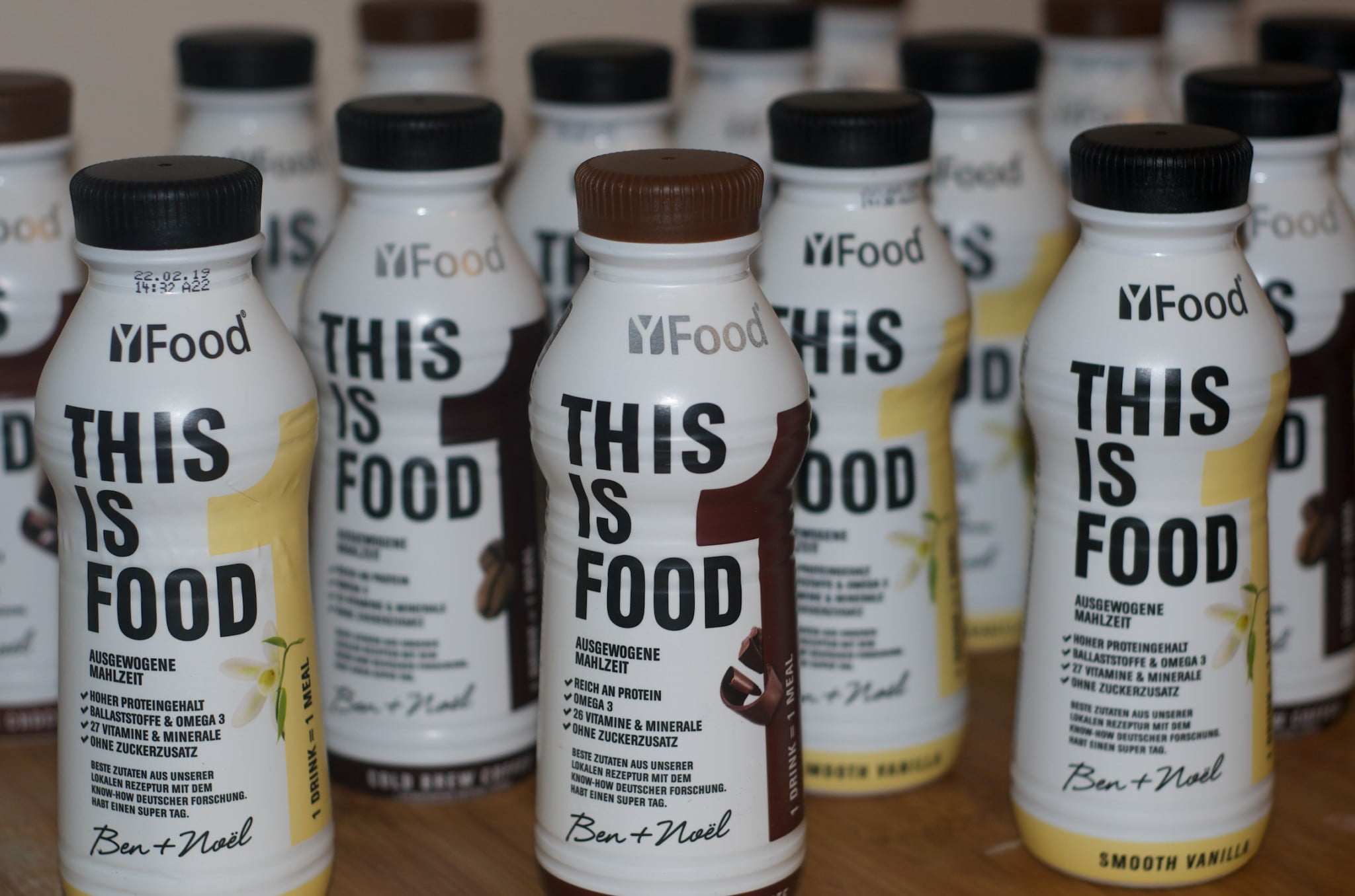Is YFood the best tasting Complete Food?