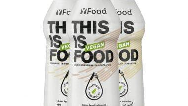 YFood Vegan Drinking Meal